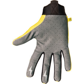 FUSE Omega Cafe Handschuhe yellow